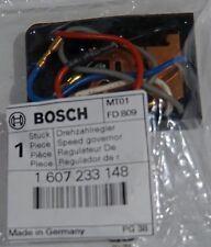 Drehzahlregler Bosch BWC 35 GBR14 C GNF 35 CA  1607233148