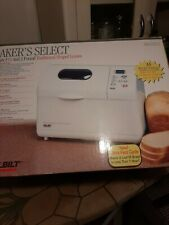New listing Welbilt Baker's Select Bread Maker Machine Model Abm2H22