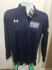 Under Armour Nwt Department Of Defense Warrior Games 1/4 zip Pullover small