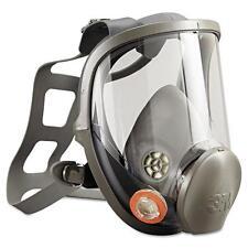 NEW- 3M Full Face Piece Reusable Respirator LRG 6900,USA (Optional Sizes M & SM)