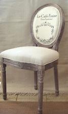 Stuhl Louis Stühle Chippendale Shabby Vintage Stil, neu gepolstert