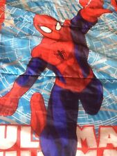 Spiderman Marvel Spidey Superhero Ultimate Sleeping Bag Camp Sleepover Spider