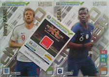 PANINI ROAD TO UEFA EURO 2020 Limited Edition KANE + POGBA XXL