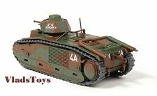Eaglemoss 1:72 Renault Char B1 Tank French Army CV026