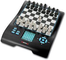 Millennium - Europe Chess Master II Scacchiera Elettronica per principianti