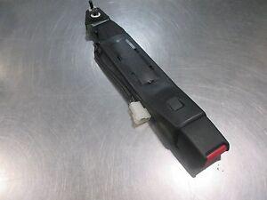 Mazda Miata 1990-1993 New OEM Left Driver side seat belt receiver NA01-57-680B00