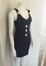 Scoop Neck Short Little Black Dress Dresses for Women