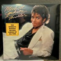 "MICHAEL JACKSON - Thriller - 12"" Vinyl Record LP - SEALED"