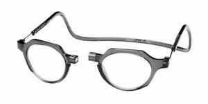 Clic Magnetic Reading Glasses Metro CHOOSE Red,Gray,1.25,1.50,1.75,2.00,2.50,3.0