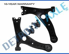 2001 2002 2003 2004 2005 Toyota Rav4 (2) Front Lower Control Arm & Ball Joint