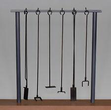 Dingler Schürhakengestell Bausatz aus Messing Spur 1 1:32 (1Z-159/01)