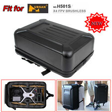 Outdoor Quadcopter Hard Shell Backpack Case Bag for Hubsan X4 H501S FPV RC Drone