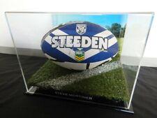 ✺Signed✺ STEVE MORTIMER Bulldogs Football PROOF COA Canterbury 2020 Jersey NRL