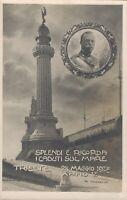 Italy Splendi E Ricorda I Caduti Sul Mare Trieste 1927 Lighthouse 03.07