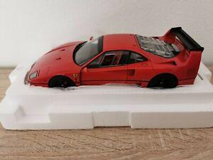Kyosho 1:18 Ferrari F40 Light Weight LM Wing
