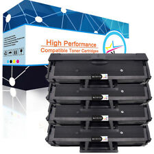 4x MLT-D111S Toner Cartridges Replacement for Samsung Xpress M2070W M2020W M2022