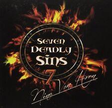 NINA VAN HORN - SEVEN DEADLY SINS - CD 12 TITRES - 2013 - NEUF NEW NEU
