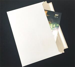 255x355mm Heavy Duty Card Mailer Envelope Bag CM4 Cardboard Tough TBB4