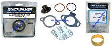 Genuine MerCruiser Thermostat Kit w/Housing Sleeve - 807252Q4 + 23-47508T