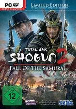 PC juego de ordenador *** Shogun 2 Total War caso of Samurai *** nuevo * New