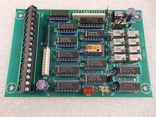 Semitool 14883 PC Board - Overtemp PCB Assy