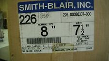 "Smith-Blair 226-00086307-000 Single Full Circle Band Clamp for Water 8"" - New"