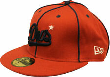 DVS Skateboard Hat Star Logo Burgundy Size 7 1/2