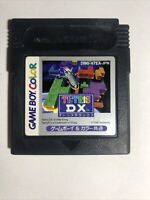 TETRIS DX Nintendo Gameboy GB GAME BOY Japan Import US Seller