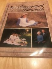 The Professional Photographers Management Handbook By Ann K Monteith