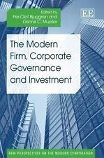 The Modern Firm, Corporate Governance and Investment (New Perspectives on the Mo