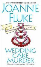 A Hannah Swensen Mystery: Wedding Cake Murder by Joanne Fluke (2017, Paperback)