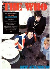 "The Who ‎, My Generation ( BoxSet_Triple LP 12""_50th Anniversary )"