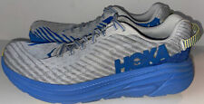Hoka One One Rincon Men's Running Shoes Size 10 Blue/Gray