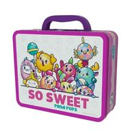 NEW SEALED 2018 Pikmi Pops So Sweet Metal Lunchbox & 100 Piece Puzzle Set