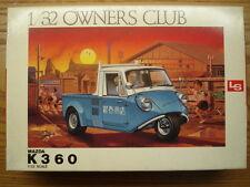 "LS 1:32 Scale ""Owners Club"" '58 Mazda K360 Model Kit-New & Rare-Kit No 02091"