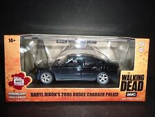 Greenlight Dodge Charger 2006 Police the Walking Dead 1/43