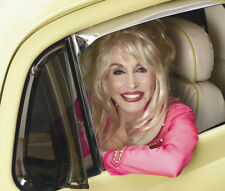 10 x Dolly Parton UNSIGNED photographs - American singer and actress - OFFER #3
