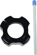 Modquad Double Locking Axle Nut - Black Ax2-Xblk Honda Trx400Ex 450R Bl 376332