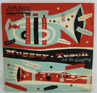 Muggsy Tesch & The Chicagoans AL 3503 London Jazz Archive Series LP