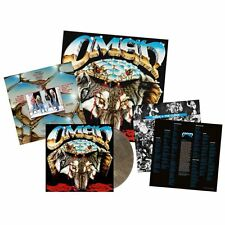 OMEN - The Curse (NEW*LIM.300 WOLF GREY VINYL + POSTER*US METAL CLASSIC)