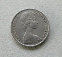 AUSTRALIAN 1966 10 CENT COIN...