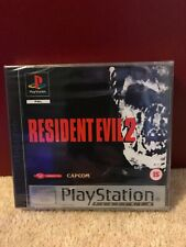 Resident Evil 2 (Playstation One) PS1 Factory Sealed Ultra Rare* PAL CAPCOM NEW