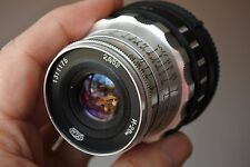 Sony E mount fit - SHARP Vintage prime LENS 53mm f2.8 - A7s A6300 A7R