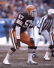 CLAY MATTHEWS 1981 CLEVELAND BROWNS 8X10 PHOTO