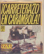 !ZAS! February 19 1988 Mil Mascaras, La Diabolica 053017nonDBE