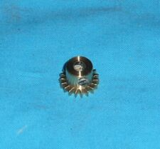 No96 noire NEUF meccano France 1 roue de chaine 18 dents