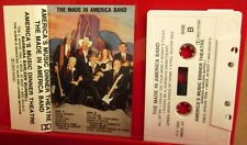 MADE IN AMERICA BAND cassette tape Music Dinner Theater country 1992