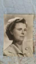 Ak Paula Wessely Ufa Schauspielerin Portrait Postkarte Ansichtskarte 20420