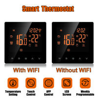 Digital WIFI Thermostat Raumthermostat Fußbodenheizung Wandheizung LCD Display