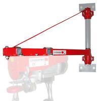 Schwenkarm Galgen für Seilwinde Seilzug bis 600Kg großer Schwenkbereich NEU